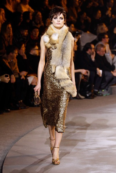 Marc Jacobs - Runway - Fall 2013 Mercedes-Benz Fashion Week