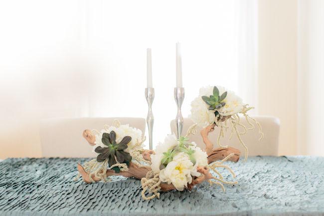 Beach Wedding Centerpiece DIY