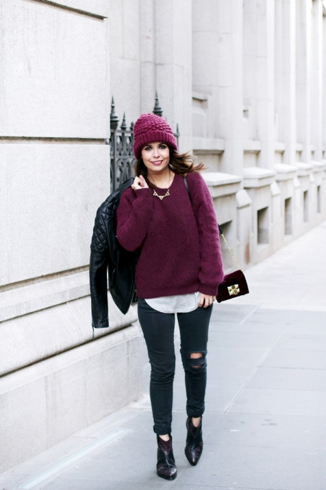 1359952952CUBAN_BOOTS_ASOS-OUTFIT-BURGUNDY-LEATHER_JACKET-BEANIE-STREET_STYLE-3