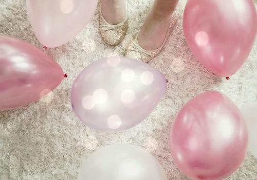 gliiterpinkballoons