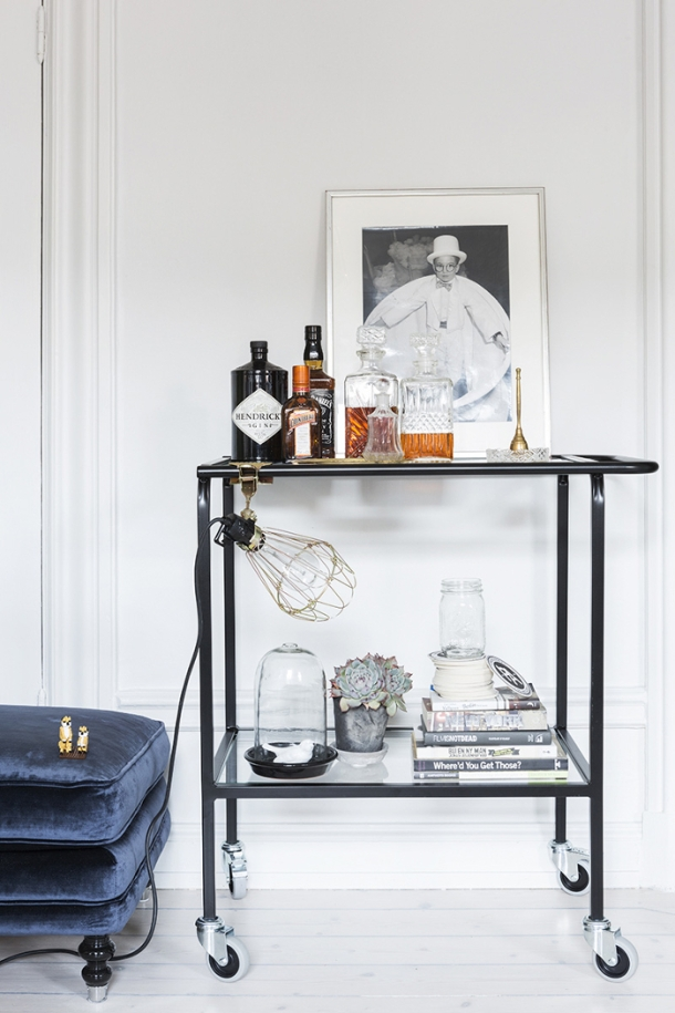 3 bar cart - therese winberg