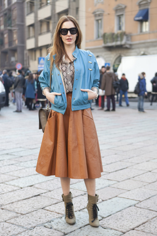 bomber-midi-skirt-street-style