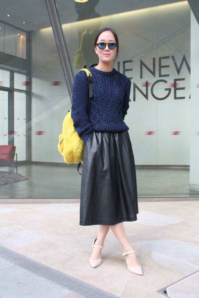 tea-length-version-spotted-London-over-Spring-2012-Fashion-Week