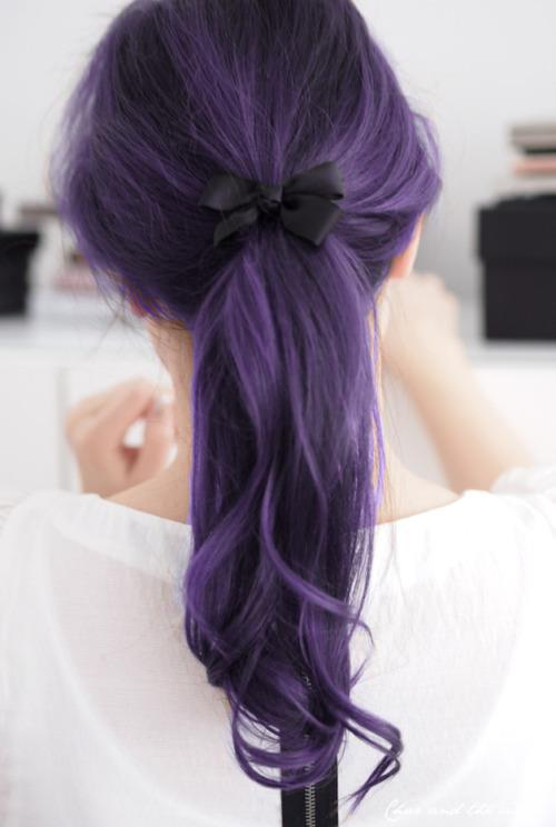 tumblr-fall-2012-fashion-trends-women-hairstyle-royal-purple