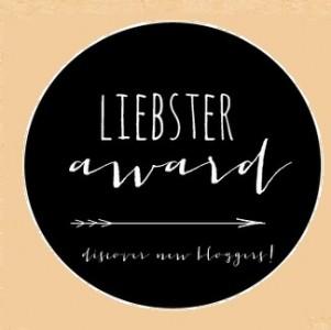I've Been Nominated For a Liebster Award!!