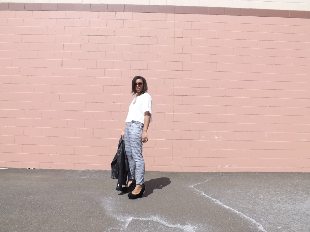 MGNSPR of Lower East Dry Goods trying out the soft pant 002