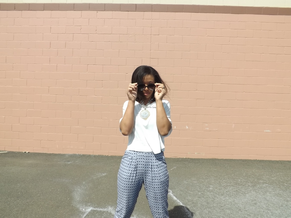 MGNSPR of Lower East Dry Goods trying out the soft pant 005
