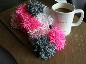 It's So Fluffy DIY Pom Poms