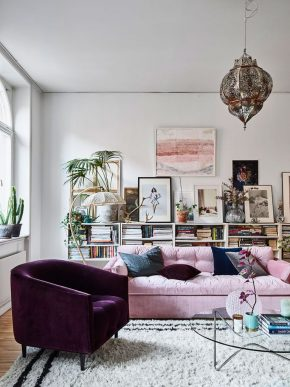 Interior Designer Amelia Widell's StockholmAbode