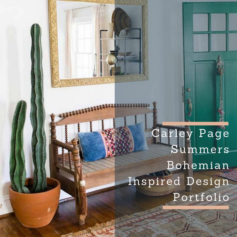 summers bohemian portfolio