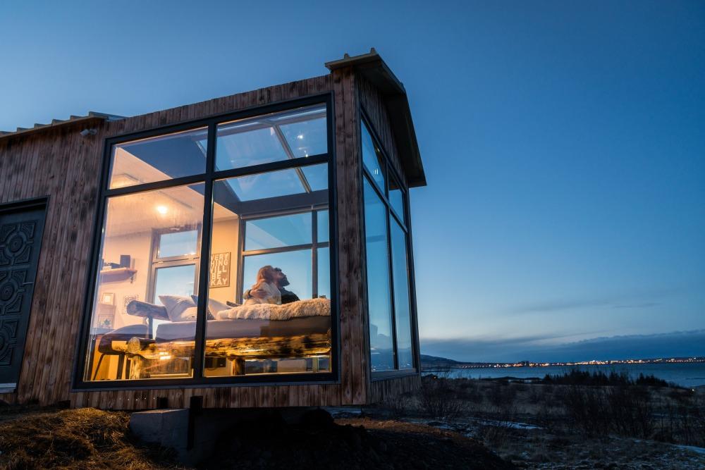 Icelandic Panorama Glass Lodge