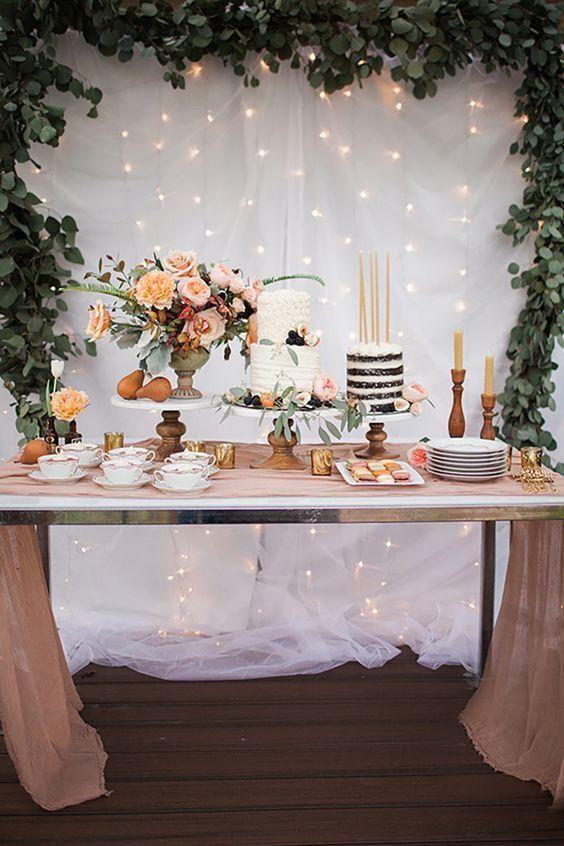 12 Instagram-Worthy Bridal Shower Desserts That Won't Break The Bank