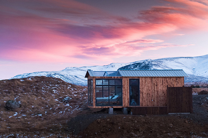 Smart Vacation Home in Iceland