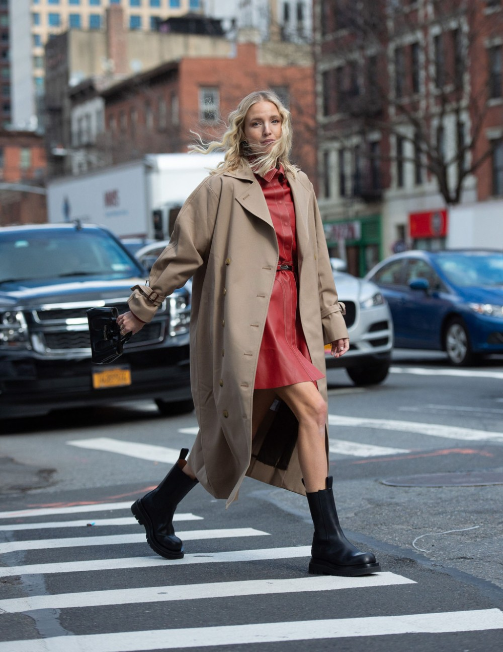 They Are Wearing: New York Fashion Week Fall 2020